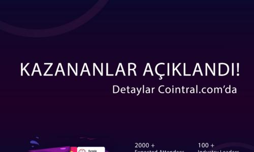 Cointral.com – Avrasya Blockchain Zirvesi Etkinlik Çekilişi