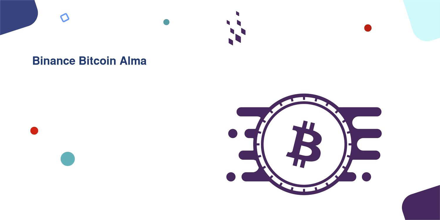 Binance Bitcoin Alma