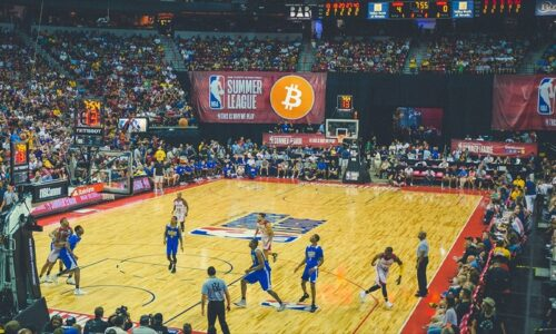 Blockchain move from NBA