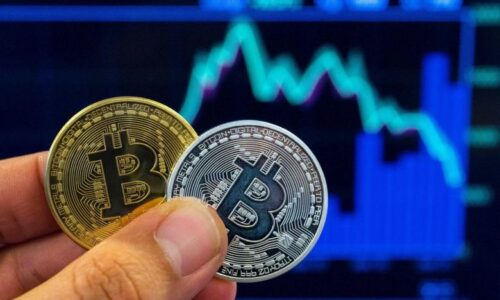 Attention to the $ 10,000 level in Bitcoin!
