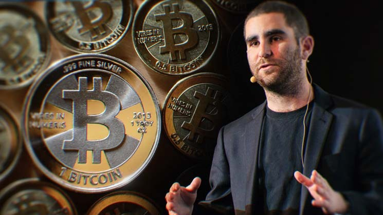 """""""10 BTC Will Change Our Lives After 20 Years"""" Description from Charlie Shrem!"""