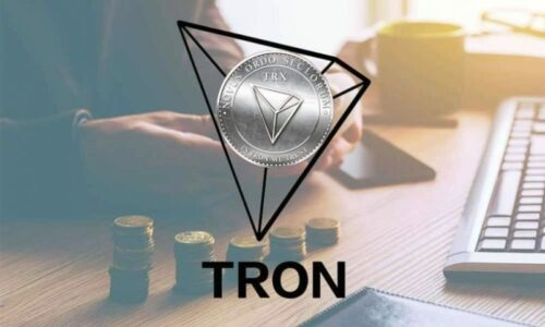 Why is the Value of Tron Going Down?