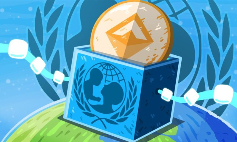UNICEF's Giant Step into the Crypto Industry
