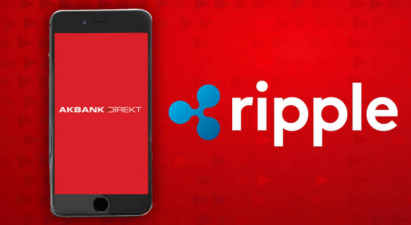 Akbank Has Been the First Bank to Reach an Agreement with Ripple!