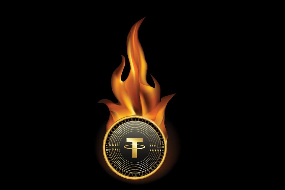 Will $102M USDT Burn end Bitcoin Rally?
