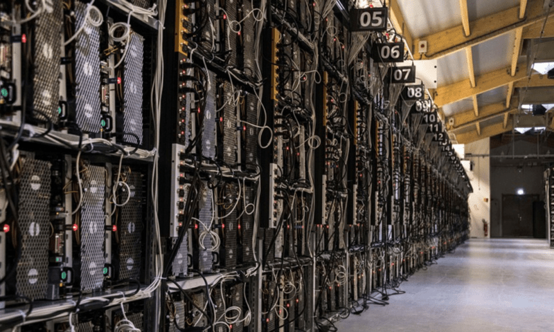 rate of mining bitcoins