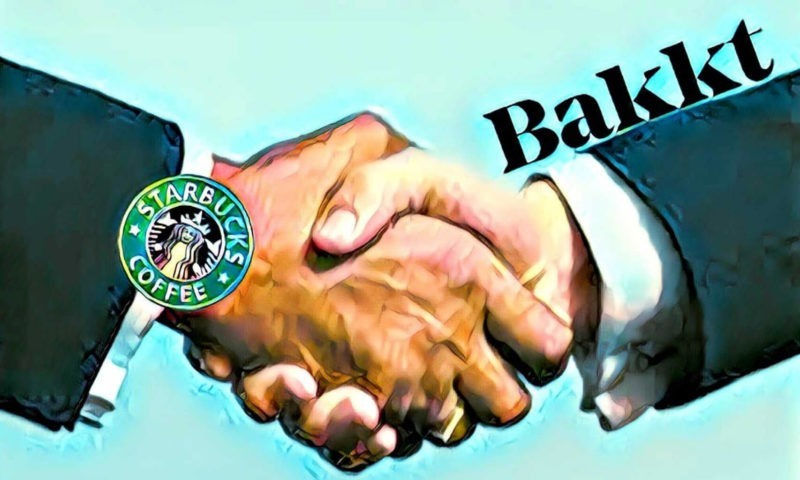 Starbucks and Bakkt Announces New Payment Integration with Crypto Money