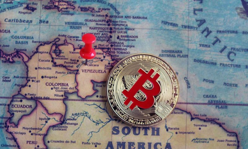 Venezuela Shut Down Banks Due to Outbreak, Bitcoin Trade Increased