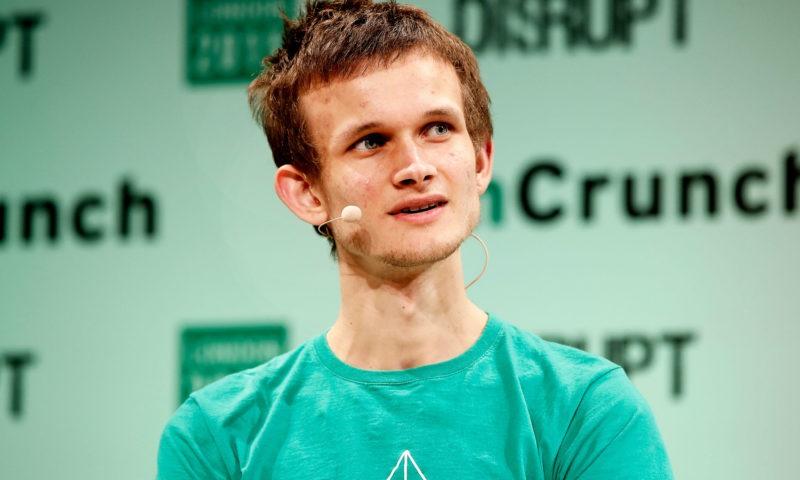 Ethereum Founder with Suspected Coronavirus